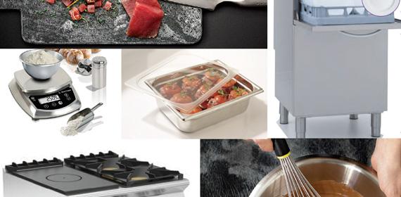 Accueil table et cuisine pro for Equipement de cuisine usage