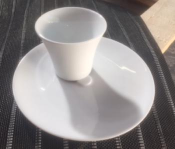 Tasse caf vend me table et cuisine pro for Table cuisine pro
