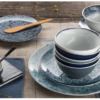 SHABBY CHIC ASSIETTES RONDES