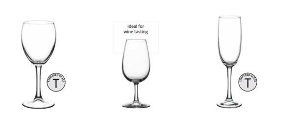 Stylepoint verres à vin