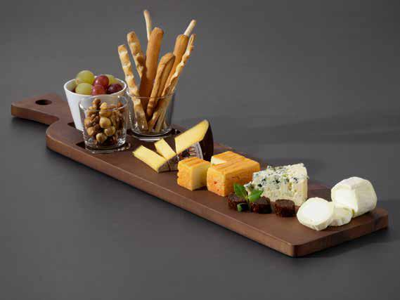 Stylepoint wooden platters