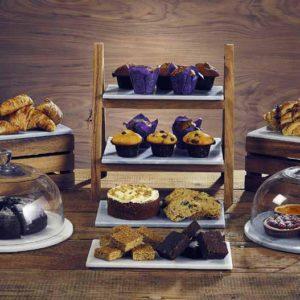Stylepoint buffet presentation