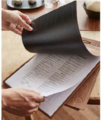 Linddna aarhus collection porte menu