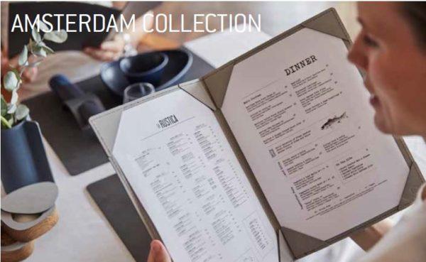Linddna amsterdam collection porte menu