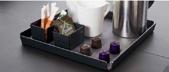 Linddna plateau thé et café