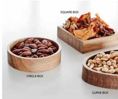 Linddna wood box