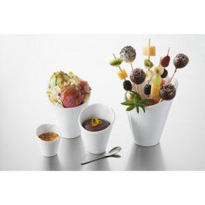 mini-cornet-en-porcelaine-blanche